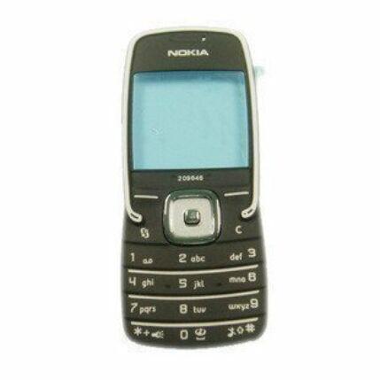 Nokia 5500 plexivel, Gombsor (billentyűzet), világosszürke