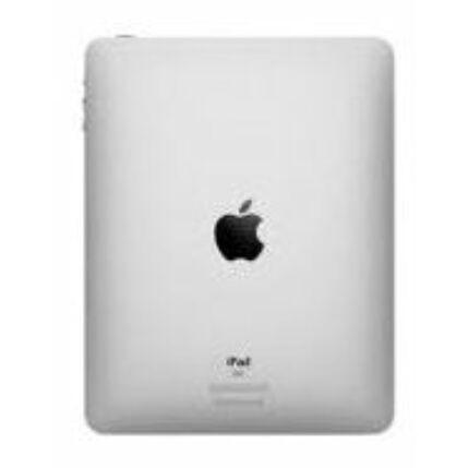 Hátlap, Apple iPad WiFi + 3G (64GB logo), fehér