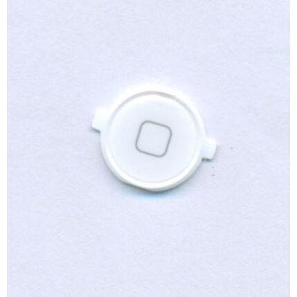 Apple iPhone 4S, Gomb, (HOME külső), fehér