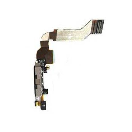 Apple iPhone 4S, Rendszercsatlakozó, fekete