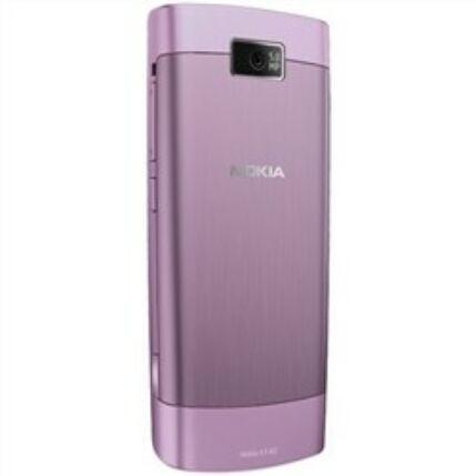 Nokia X3-02, Középső keret, lila