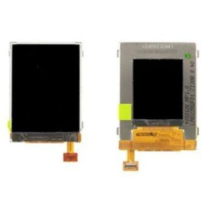 Nokia 3710 Fold/7510 Supernova, LCD kijelző