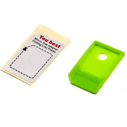 Adapter, Elephone iever Micro SIM (1db)