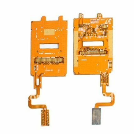 Samsung Z500, Átvezető szalagkábel (Flex)