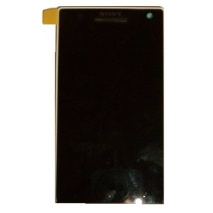 Sony Xperia S LT26i, LCD kijelző érintőplexivel, fehér