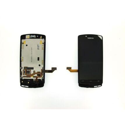 Nokia 700, LCD kijelző érintőplexivel, fekete