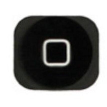 Apple iPhone 5, Gomb, (HOME külső), fekete