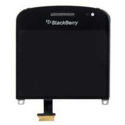 Blackberry 9900 Bold, LCD kijelző érintőplexivel, (002), fekete
