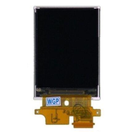 LG CF360, LCD kijelző