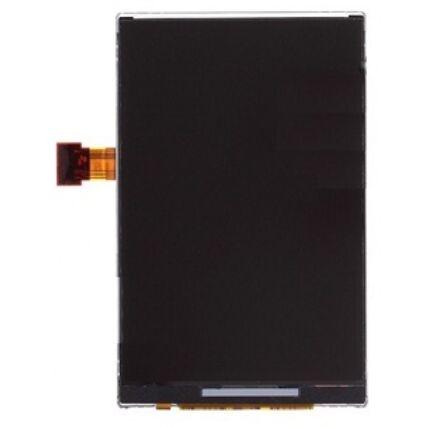 LG Optimus Chic E720, LCD kijelző