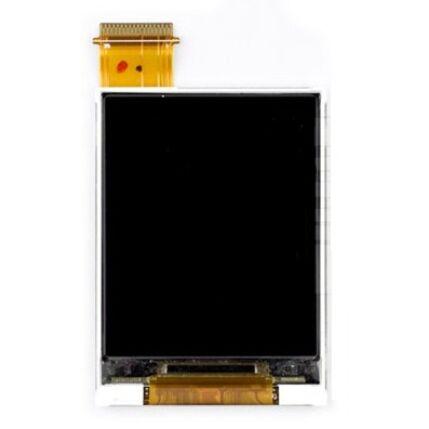 LG GB210, LCD kijelző