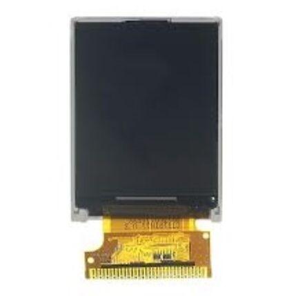 Samsung E2100, LCD kijelző