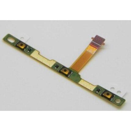 Sony Xperia SP C5302/C5303, Átvezető szalagkábel (Flex), (oldalgomb)