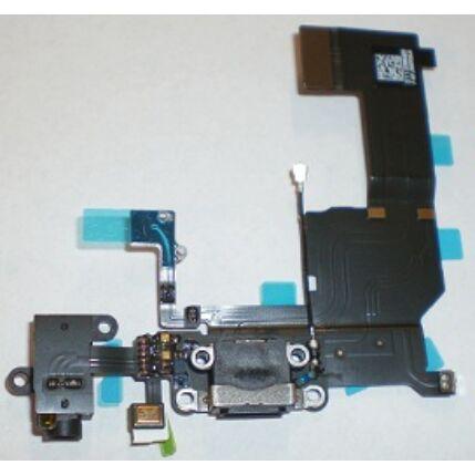 Apple iPhone 5C, Töltőcsatlakozó, (átvezetőn), fekete
