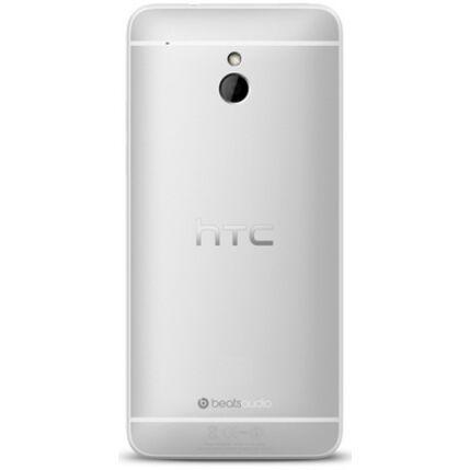 Akkufedél, HTC One Mini M4, ezüst