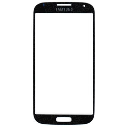 Samsung i9500/i9505 Galaxy S4, Üveg, fekete