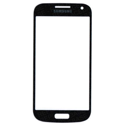 Samsung i9190 Galaxy S4 Mini, Üveg, fekete