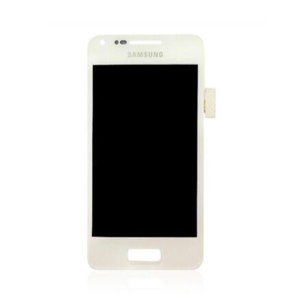 Samsung i9070 Galaxy S Advance, LCD kijelző érintőplexivel, fehér