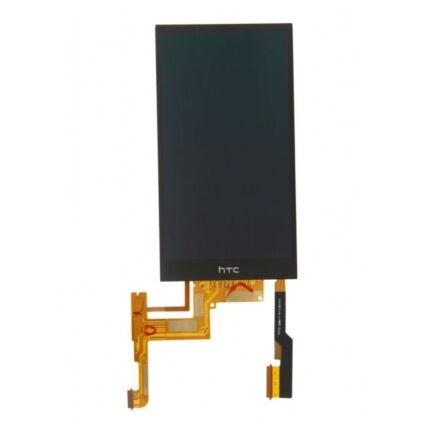 HTC M8 One, LCD kijelző érintőplexivel, fekete