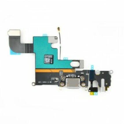 Apple iPhone 6, Rendszercsatlakozó, (+headset csatlakozó +mikrofon), szürke
