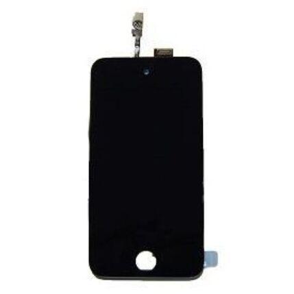 Apple iPod Touch 4th, LCD kijelző érintőplexivel, fekete