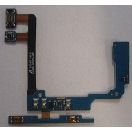 Samsung A300 Galaxy A3, Átvezető szalagkábel (Flex), (hangerőállító átvezetőn)