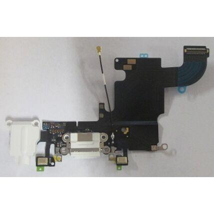 Apple iPhone 6S, Töltőcsatlakozó, (headset csatlakozó), fehér