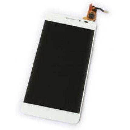 Alcatel OT-6040 Idol X, LCD kijelző érintőplexivel, fehér
