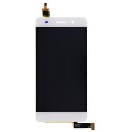 Huawei Honor 4C, LCD kijelző érintőplexivel, fehér