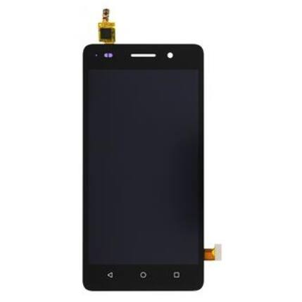 Huawei Honor 4C, LCD kijelző érintőplexivel, fekete