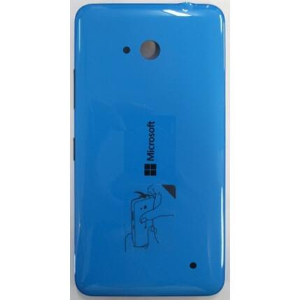 Akkufedél, Microsoft Lumia  640, LTE, DualSIM, kék