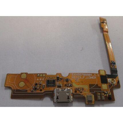 LG L70 D320, Rendszercsatlakozó