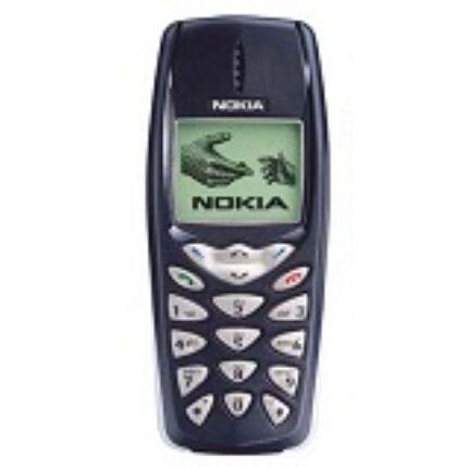 Mobiltelefon, Nokia 3510, kék