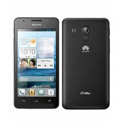 Mobiltelefon, Huawei G525 DualSIM, fekete