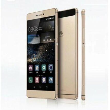 Mobiltelefon, Huawei P8 Premium DualSIM 64GB 4G, arany