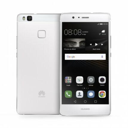 Mobiltelefon, Huawei P9 Lite DualSIM, 3GB Ram, Kártyafüggetlen, 6 hónap garancia, fehér