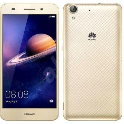 Mobiltelefon, Huawei Y6-2 Compact DualSIM 16GB, arany