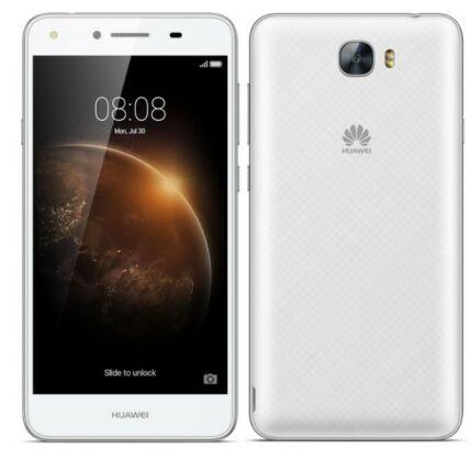 Mobiltelefon, Huawei Y6-2 Compact DualSIM 16GB, fehér