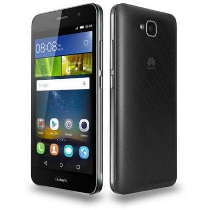 Mobiltelefon, Huawei Y6 Pro 2017 4G LTE DualSim, fekete