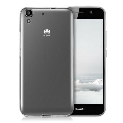 Mobiltelefon, Huawei Y6 Pro 4G 16GB, szürke