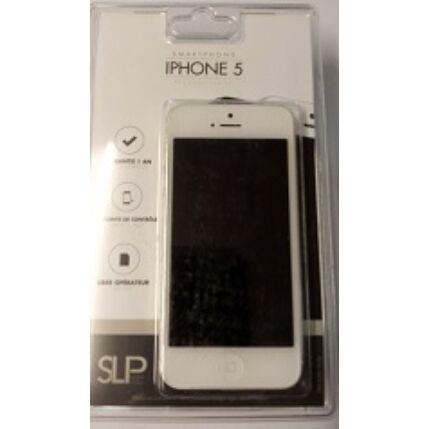 Mobiltelefon, Apple iPhone 5 16GB (Felújított, Kártyafüggetlen 6 hónap garanciával), fehér