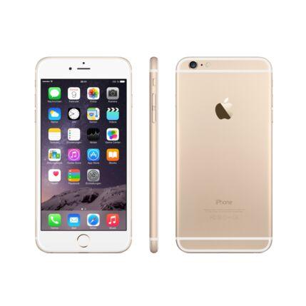 Mobiltelefon, Apple iPhone 6 Plus 128GB (Preowned,Felújított), arany