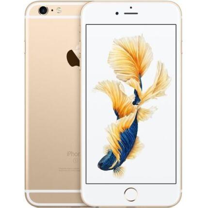 Mobiltelefon, Apple iPhone 6S 64GB Preowned, Kártyafüggetlen,1 év garancia, arany