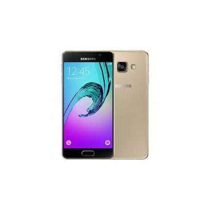 Mobiltelefon, Samsung A310 Galaxy A3 2016 DualSIM 4G 16GB, arany