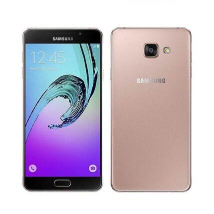 Mobiltelefon, Samsung A310 Galaxy A3 2016 DualSIM 4G 16GB, rózsaszín-arany