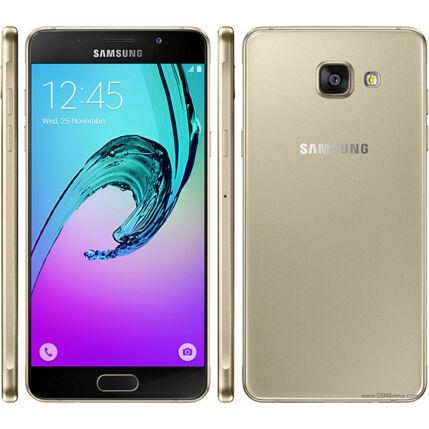 Mobiltelefon, Samsung A510F Galaxy A5 2016 DualSIM, arany