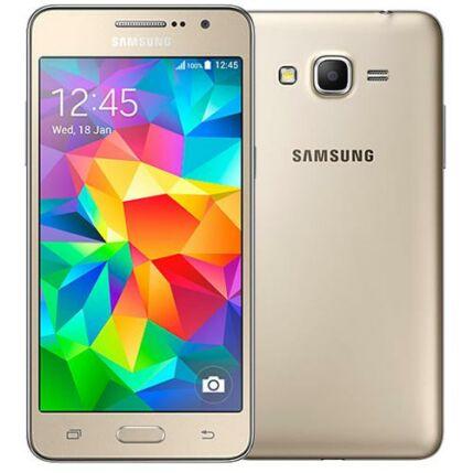 Mobiltelefon, Samsung G531F Galaxy Grand Prime VE, arany