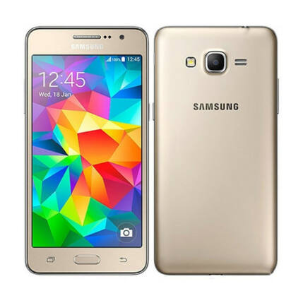Mobiltelefon, Samsung G531H Galaxy Grand Prime, arany