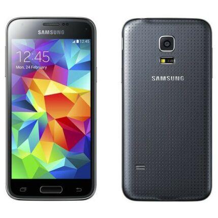 Mobiltelefon, Samsung G800F Galaxy S5 Mini LTE 4G, fekete