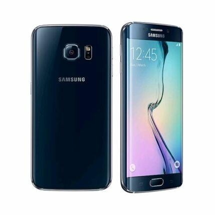 Mobiltelefon, Samsung G925 Galaxy S6 Edge Kártyafüggetlen 1+1 év garancia, fekete